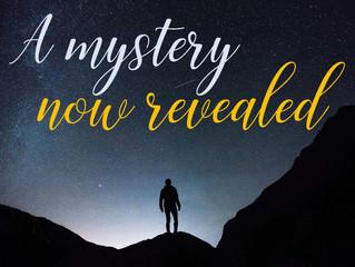 Mystery Revealed