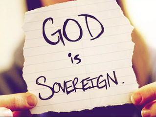 God Gives Sovereignty