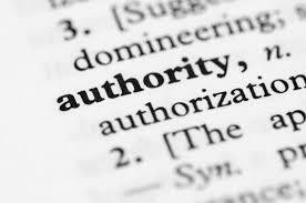 All Authority?