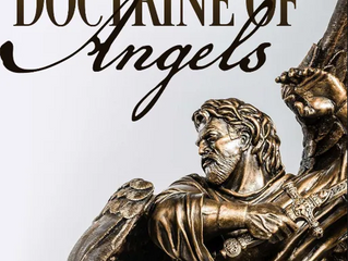 A Brief Doctrine of Angels