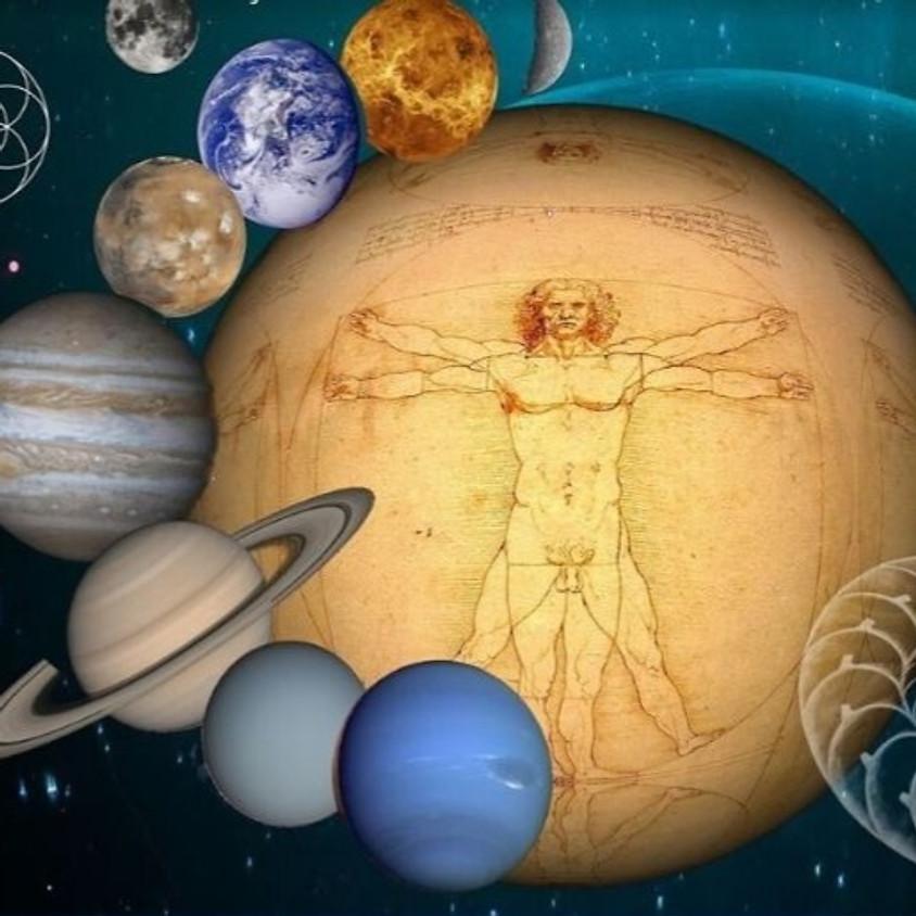 עתיד האנושות בחלל - הרצאה של איל בן זאב - מקוון