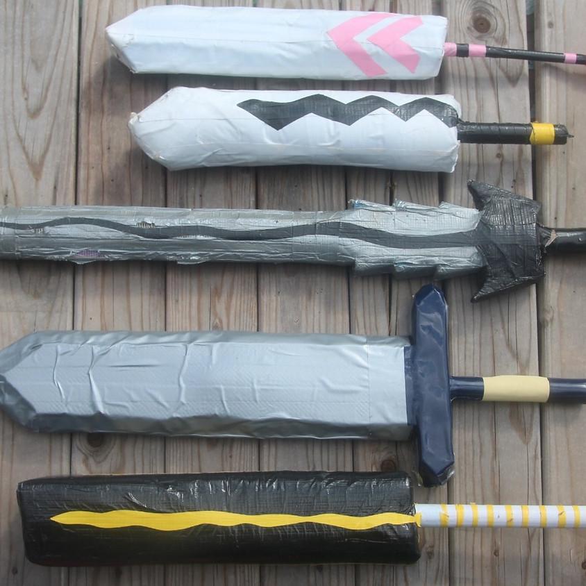 חרב ספוג למשחקי תפקידים