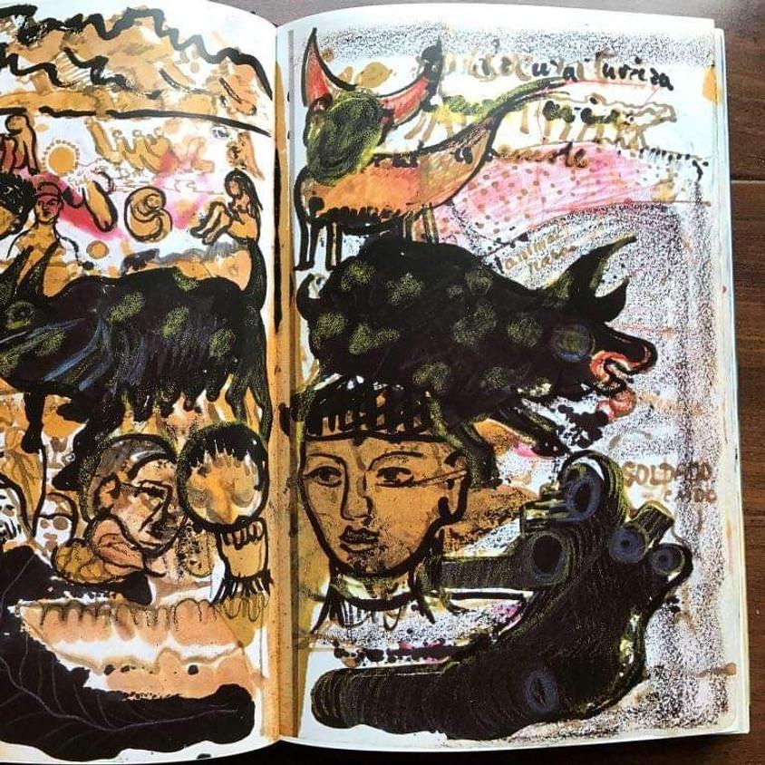 יומני יצירה – איך לעורר את היצירתיות בתנאי סגר ובידוד - מקוון
