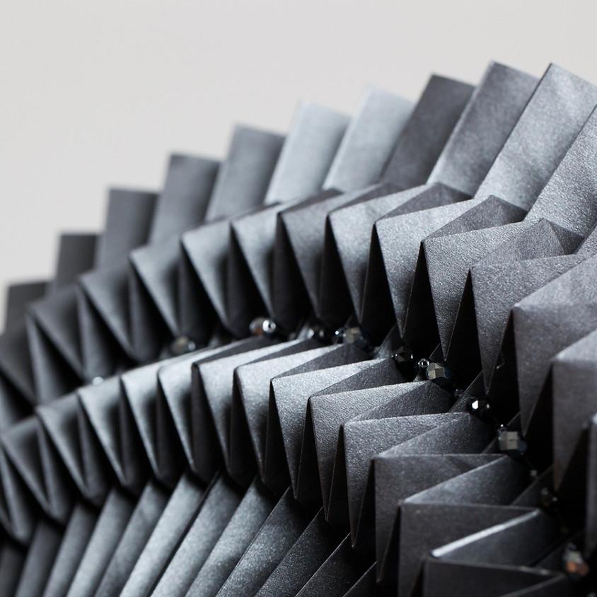 בין אומנות קיפולי הנייר לטכנולוגיה מודרנית - הרצאה של מירב פלג - מקוון