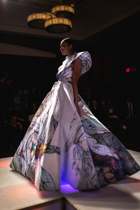 NYFW Fall 2018 collection
