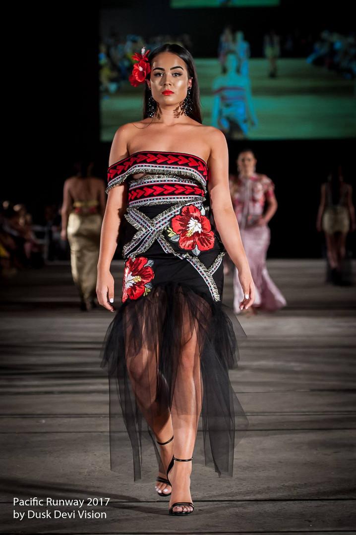 The Moana Dress