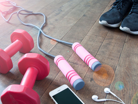 "Quick Stress Buster: Hit The ""Home"" Gym"