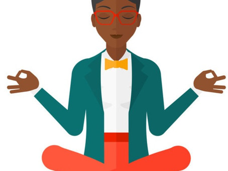 Quick Stress Buster: Try Meditating