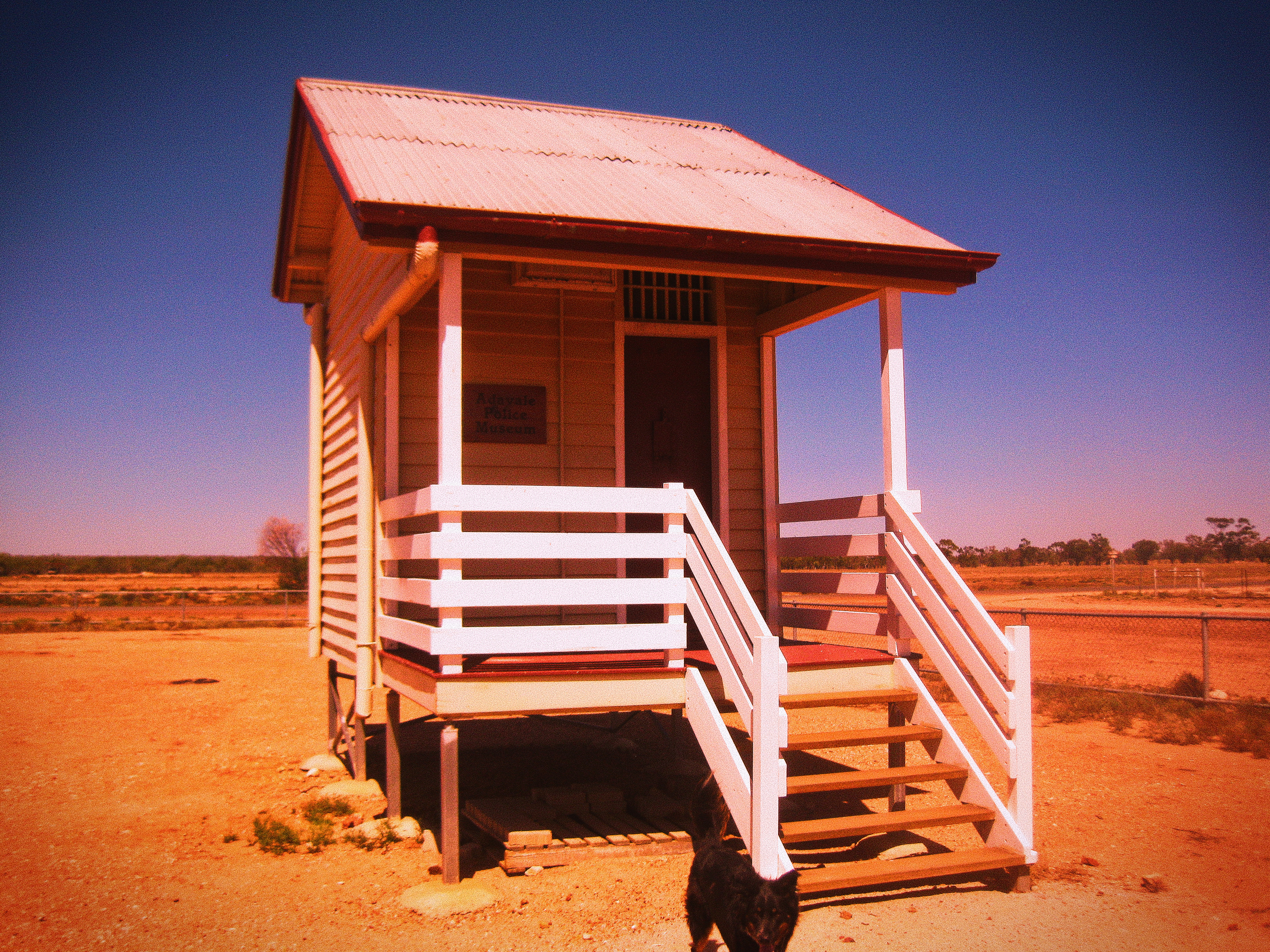 Old Watch House