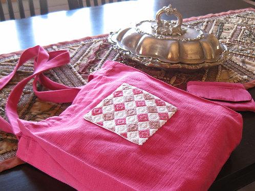 Pink Diamond Tote