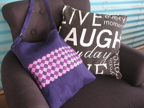 Diamond Free Spirit in Purple