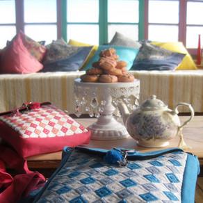 Why handbags and high tea?