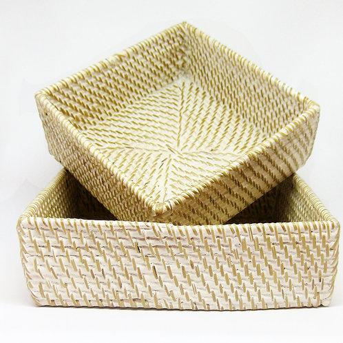 Square Shelf Tidy Baskets