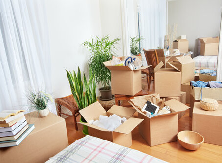 7 Tips To Make Moving Less Awful