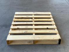 48x40 KD Pine Pallet