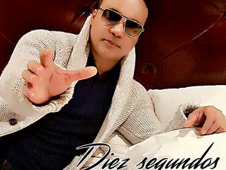 """Zacarías Ferreiraestrena su nueva canción titulada """"Diez segundos"""""""