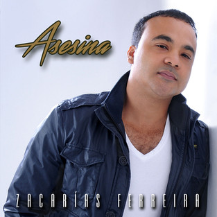 """Zacarías Ferreira celebra el éxito de """"Asesina"""""""