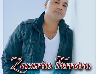 Zacarías Ferreira lanza nueva producción discográfica