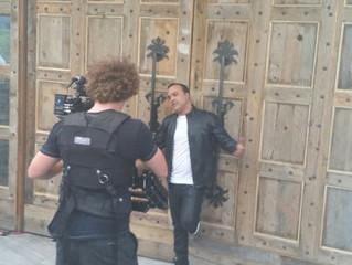 Zacarías Ferreira graba nuevo vídeo