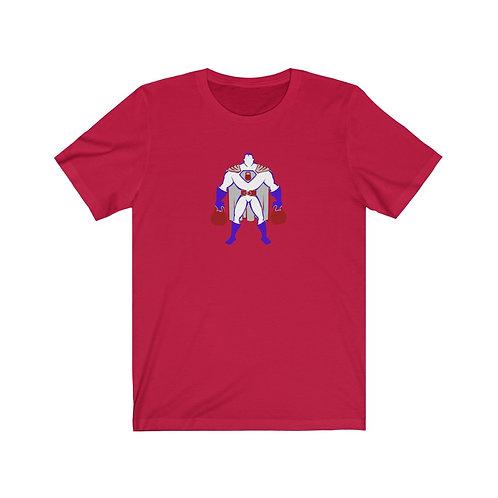 Kettlebell hero 2 Unisex Jersey Short Sleeve Tee