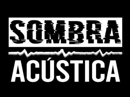 """El dúo musical Sombra Acústica nos trae sencillo doble: """"frente al espejo"""" y """"el sol ya se esconde""""."""