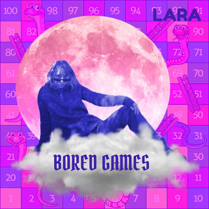 open BORED GAMES on Spotify
