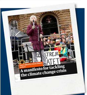 Greta Thunberg & the Pro-Climate Youth Movement