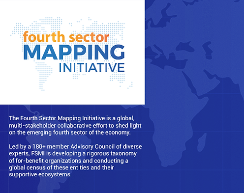 Fourth Sector Mapping Initiative (FSMI)