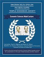 Temple U. 2020 Econ Nobel lecture.jpg