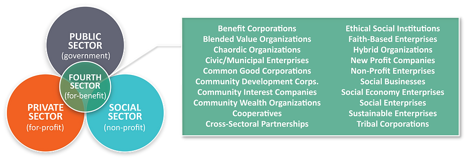 The Fourth Sector of For-Benfit Organizations