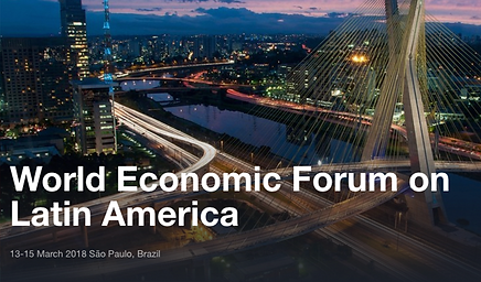 World Economic Forum on Latin America