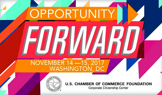 U.S. Chamber of Commerce Foundation 2017 Corporate Citizenship Conference