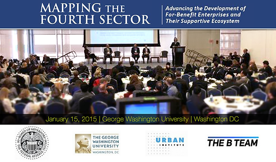 Mapping The Fourth Sector