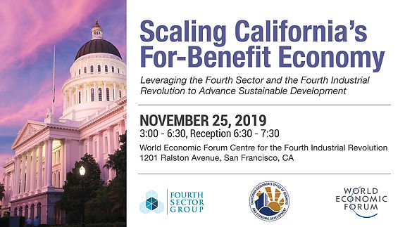 Scaling California's For-Benefit Economy