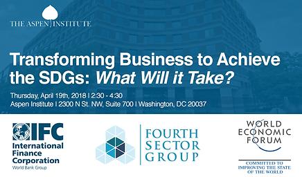 Transforming Business to Achieve the SDGs: