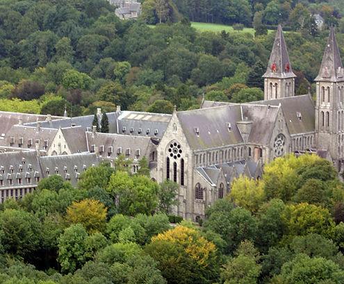 maredsous abbey.jfif