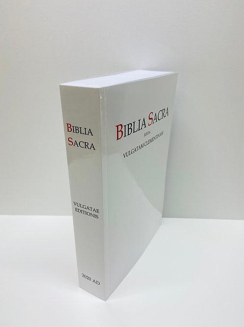 Biblia Sacra- Vulgate Edition Standard Softcover
