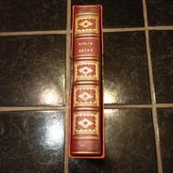 Biblia Sacra 'Deluxe' 1881