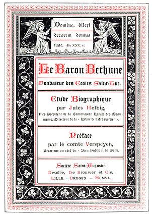 Title page Le Baron Bethune.jpg