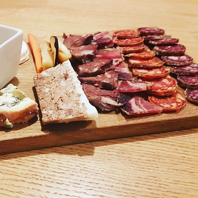 Planche de degustation au Jgo_www.oenoparis
