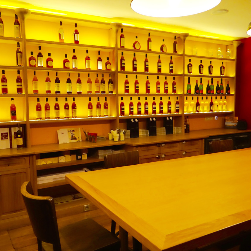 Dégustation de vin Oenoparis