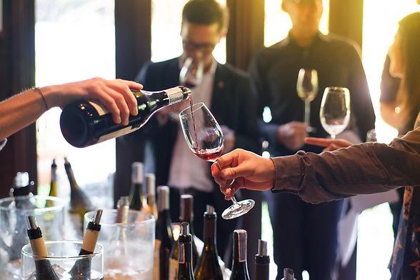 Dégustation de vins Oenoparis