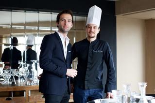 Découvrez Gastronhoming. Un service de chef à domicile pour vos événements gastronomiques