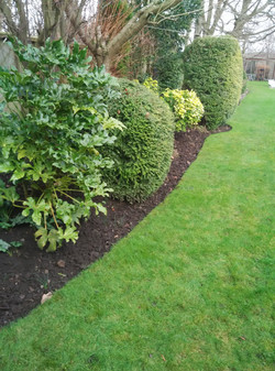 Borders maintained in chester le street
