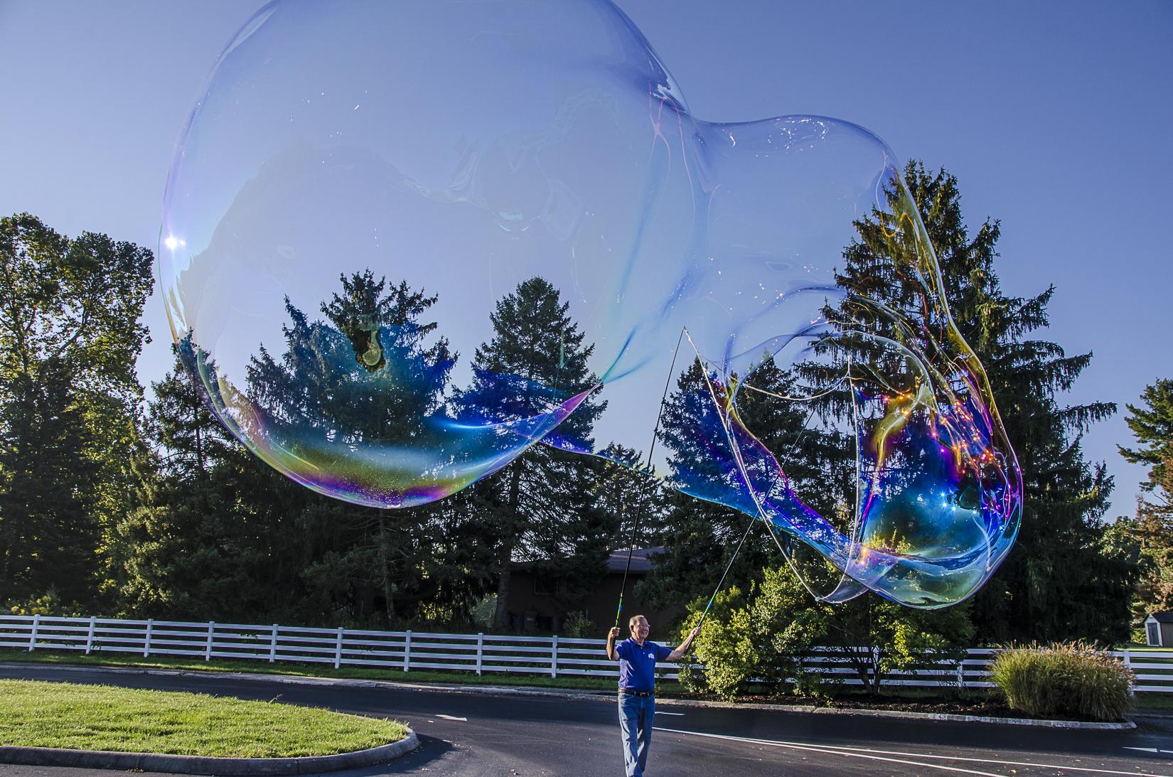 Ohio Bubble
