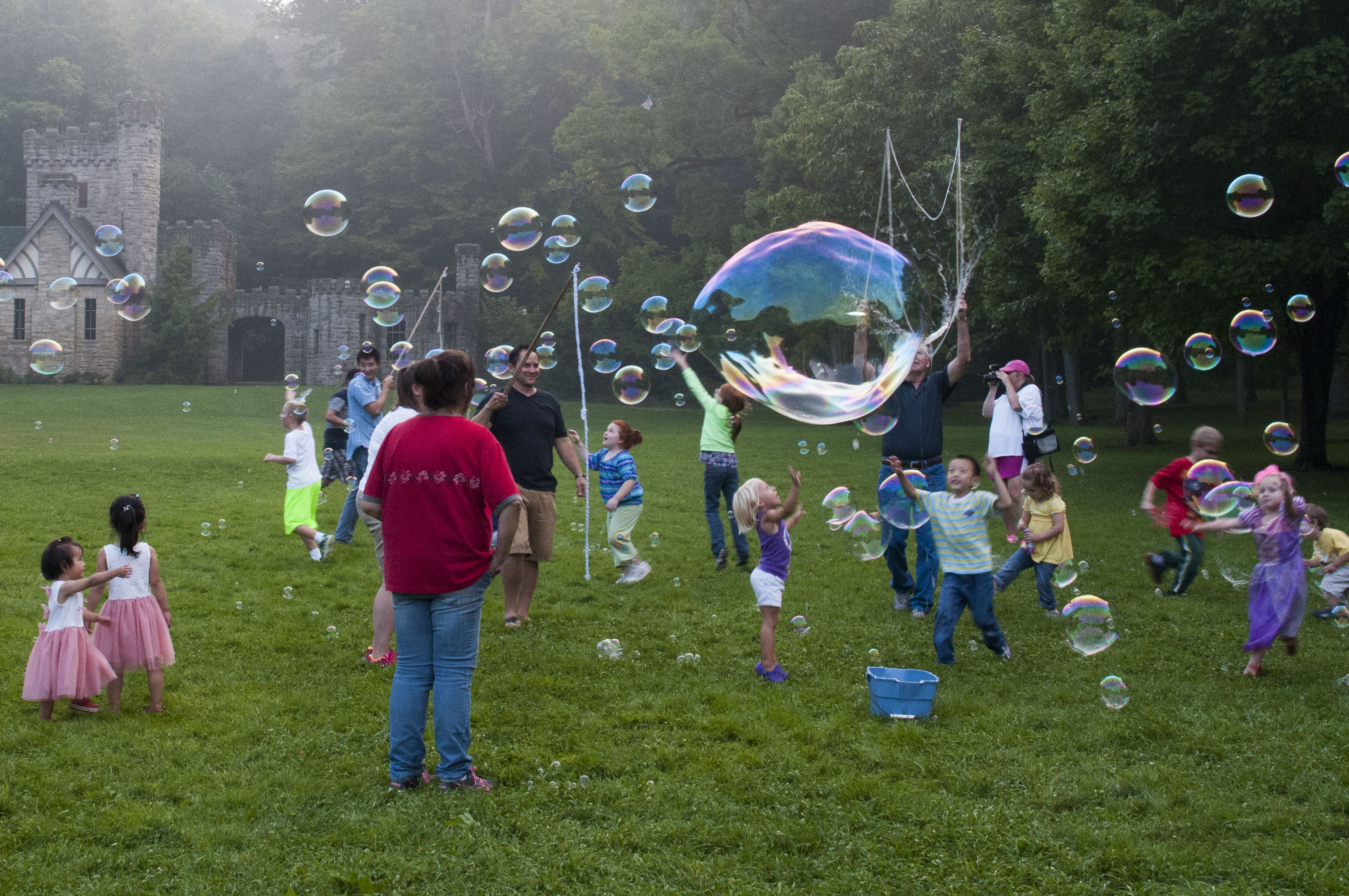 Big Bubble Fun