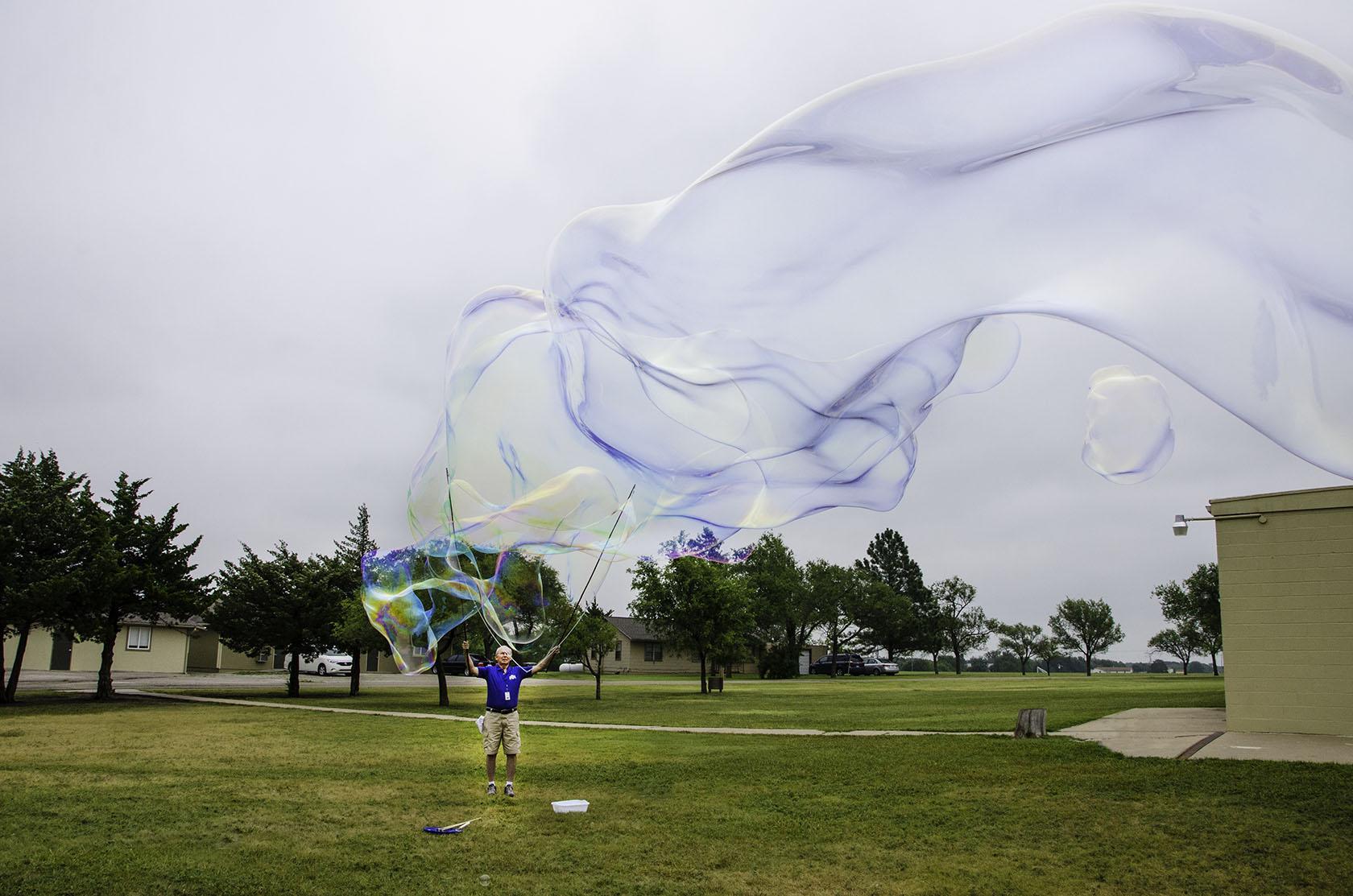 Big Bubble Wichita