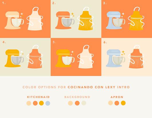 Cocinando con Lexy color options.png