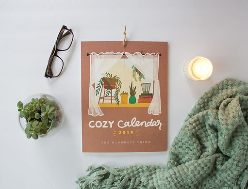 Cozy Calendar 2019