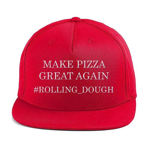MAKE PIZZA GREAT AGAIN CAP